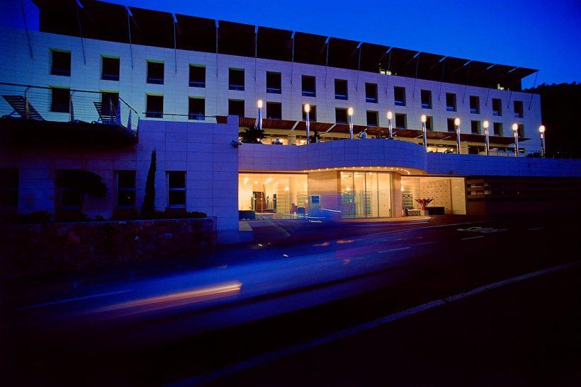 Dubrovnik, Hotel Uvala (2)
