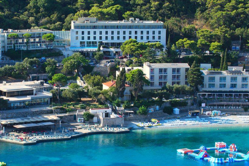 Dubrovnik, Hotel Uvala (3)