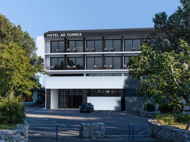 Hotel Ad Turres – Paviljoni Ad Turres – Crikvenica (2)