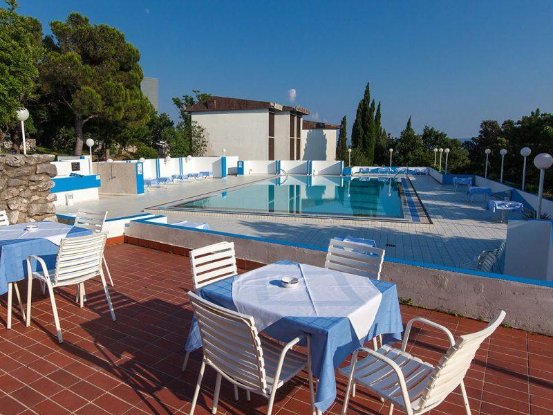 Hotel Ad Turres – Paviljoni Ad Turres – Crikvenica (4)