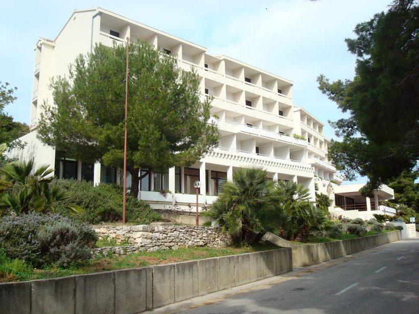 Otok Vis, hotel Issa (2)