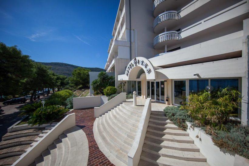 Otok Vis, hotel Issa (3)