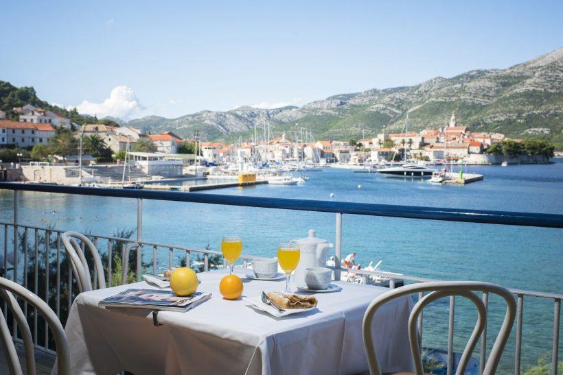Korčula – hotel Park (2)