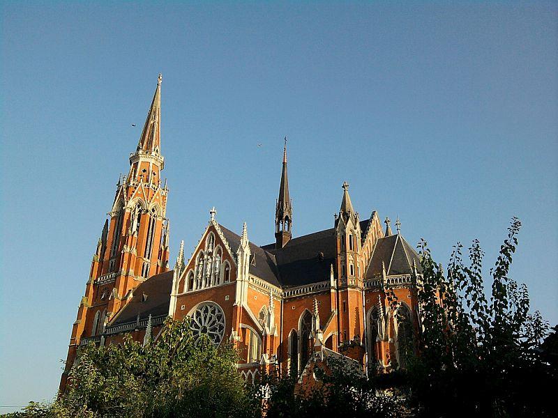Osijek – Katedrala