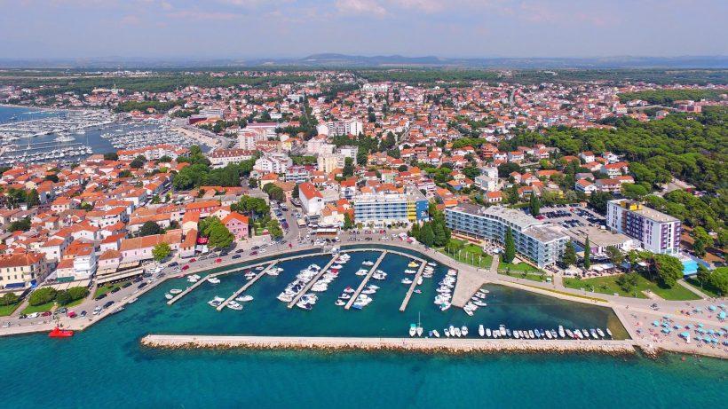 Biograd, hotel Ilirija (2)